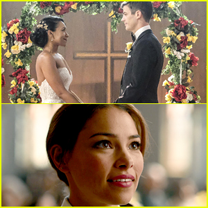 Jessica Parker Kennedy Talks Why Nora Prefers Barry To Iris on 'The Flash'