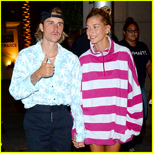 Justin Bieber Goes on a Dinner Date with Hailey Baldwin