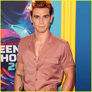 KJ Apa Reveals He's 'Addicted' To Getting Tattoos