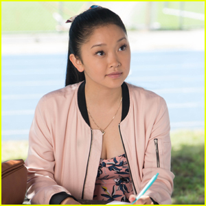 Lana Condor Just Read The Book To Prepare For 'To All The Boys I've Loved Before' Role