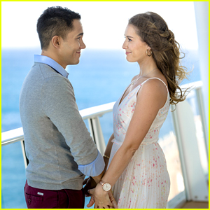 Alexa & Carlos PenaVega Reveal That The Kissing Scene in New Hallmark Movie Was Hardest For Them To Film
