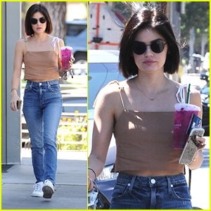 Lucy Hale Always Loves Getting Comments About 'Life Sentence'