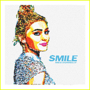 Meg Donnelly Drops Debut Single 'Smile' - Listen & Download Here!