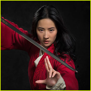 'Mulan' Live-Action Film Debuts First Look at Liu Yifei as Title Character!
