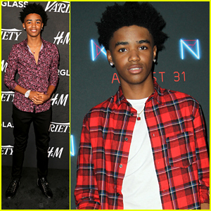Myles Truitt Hits 'Kin's Los Angeles Premiere After Variety's Power of Young Hollywood Bash