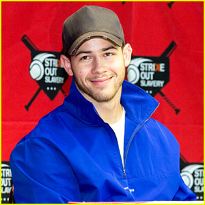 Nick Jonas Will Hold Concert to Help End Human Trafficking