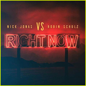 Nick Jonas Drops New Song 'Right Now' - Listen & Download!