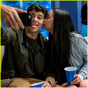 Lana Condor & Noah Centineo's First Meeting Isn't What You Expect