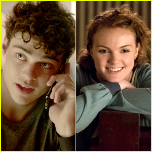 Noah Centineo Dishes 'Falling In Love' With Shannon Purser on New Movie 'Sierra Burgess Is A Loser'