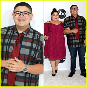 Rico Rodriguez Reps 'Modern Family' at ABC's TCA Party as The Show Hints At Season 11 Possibilities