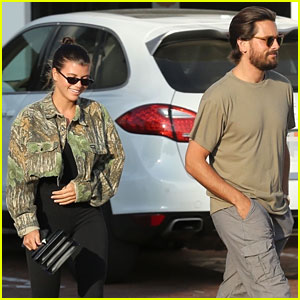 Sofia Richie is All Smiles During Dinner Date With Scott Disick!