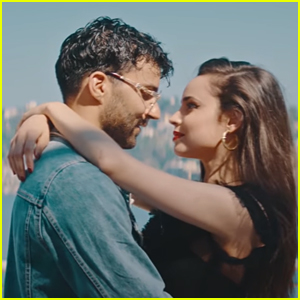 Sofia Carson & R3Hab Have Whirlwind Romance In 'Rumors' Music Video - Watch Here!