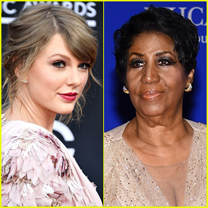 Taylor Swift Holds Moment of Silence for Aretha Franklin in Detroit