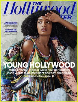 Yara Shahidi Reveals Why She Initially Hesistated To Do 'gown-ish'