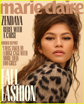 Zendaya Stuns On 'Marie Claire' September 2018 Issue!