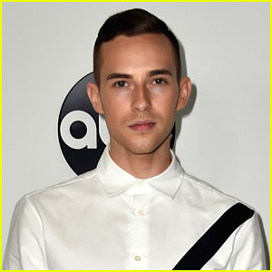 Adam Rippon Is Guest Starring On 'Will & Grace' - See The Pics!