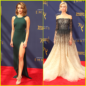 Paris Berelc & Isabel May Join 'Alexa & Katie' Cast at Creative Arts Emmys 2018