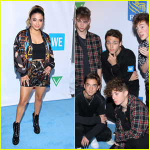 Ally Brooke Hosts 'Amazing' WE Day Toronto 2018