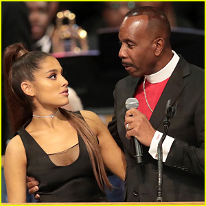 Ariana Grande Gets Apology for Bishop for Inappropriate Touching & Taco Bell Joke