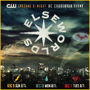 CW Confirms 'Arrowverse' Crossover Title as 'Elseworlds