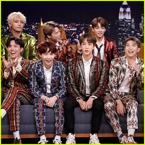 BTS on 'Fallon' Was Everything We Dreamed Of! (Videos)