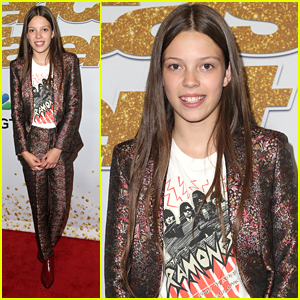 Courtney Hadwin Isn't 100% Certain She'll Win 'America's Got Talent'