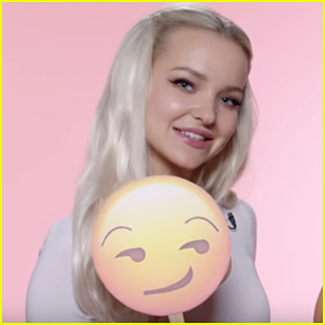 Dove Cameron Recalls Her First Awkward Kiss & It Was With Luke Benward!