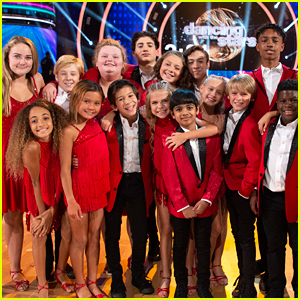 'Dancing With The Stars Juniors' Reveals Premiere Episode Song & Dance List!