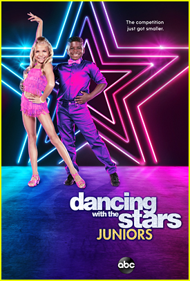 Kamri Peterson & Artyon Celestine Star on First Poster For 'Dancing With The Stars Juniors'!
