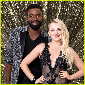Evanna Lynch Brings Magic To 'Dancing With The Stars' Season 27 Premiere with Keo Motsepe