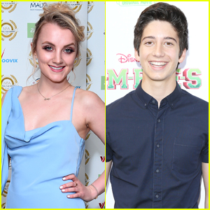 Evanna Lynch & Milo Manheim Reportedly Join 'Dancing With The Stars' Season 27
