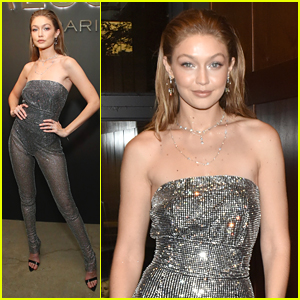 Gigi Hadid Celebrates Her Second Messika Jewelry Collection in NYC