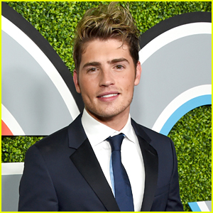Gregg Sulkin Reveals He's Writing a Book!