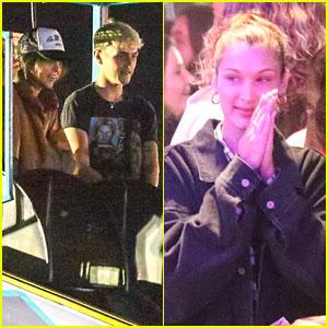 Kendall Jenner Joins Hadid Siblings at Malibu Chili Cook-Off!