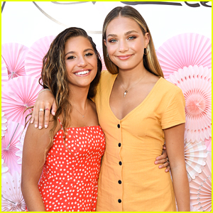 Maddie Ziegler Is Sister Kenzie's #1 Supporter With Her New Makeup Collection