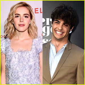 Kiernan Shipka Officially Proposes to Noah Centineo on Instagram