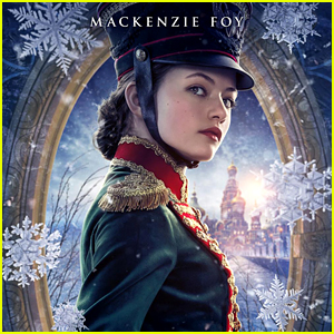 Mackenzie Foy Was 'Ridiculously Excited' About Her 'Nutcracker' Role