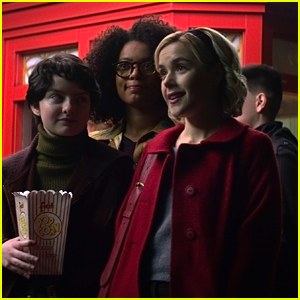 Meet Harvey Kinkle & All The Characters Of Netflix's 'Chilling Adventures of Sabrina' - First Pics!