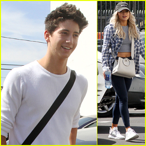 Milo Manheim Can Only Rehearse Four Hours A Day For 'DWTS'