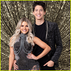 Milo Manheim & Witney Carson Wow With Amazing Cha Cha On 'DWTS' 27 Premiere