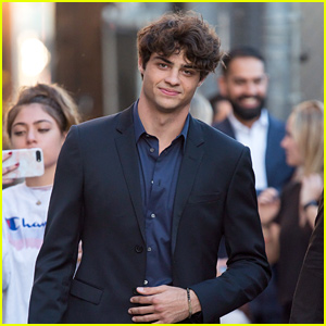 Noah Centineo Tries to Surprise Fans While in Disguise, But They Still Recognize Him!