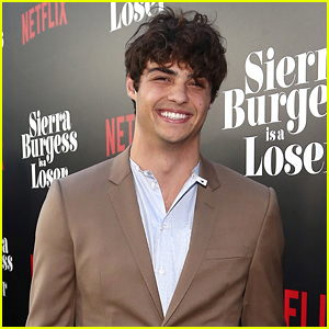 Noah Centineo Says There Are Great Lessons To Be Learned from 'Sierra Burgess is a Loser'