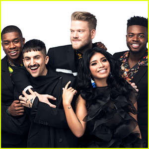 Pentatonix Announces New Holiday Album 'Christmas is Here' & Tour!