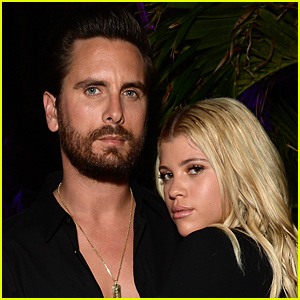 Sofia Richie Says She & Scott Disick Are 'Very Happy'