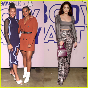 Sofia Wylie & Sister Isabella Wrap Up NYFW With Teen Vogue's Body Party