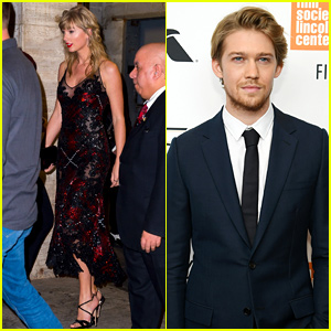 Taylor Swift Looks So Chic at 'The Favourite' Premiere with Joe Alwyn!