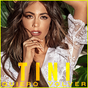 Tini Dishes on 'Quiero Volver' Album & Reveals The Album Cover