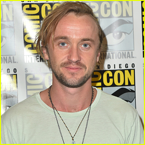 Tom Felton Gets New Puppy Named Willow & She's The Cutest!