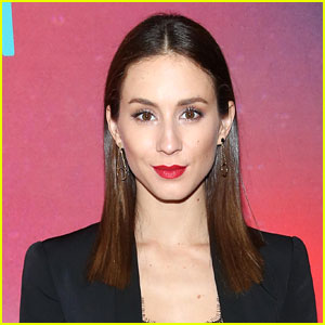 Troian Bellisario Is 'Putting On All The Hats' For New Short Film