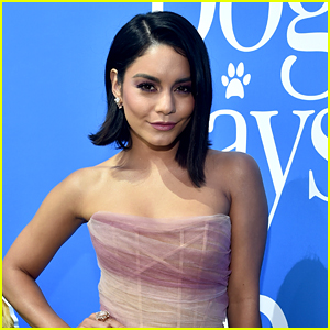 Vanessa Hudgens Reveals This Celeb Was an Inspiration For Her Line of Suits